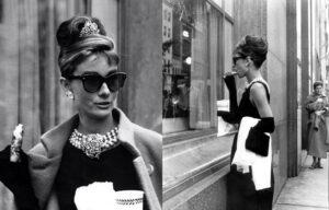 Стилът на Одри Хепбърн: модерни визии