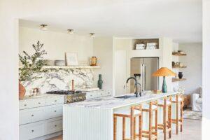 Осветлението е наистина важно за онези кухни, които желаете да направите уютни