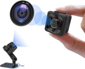Всяка мини камера притежава всички функционалности, от които се нуждаете