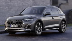 Audi подготвя друга версия на кросоувъра: Q5 e-tron